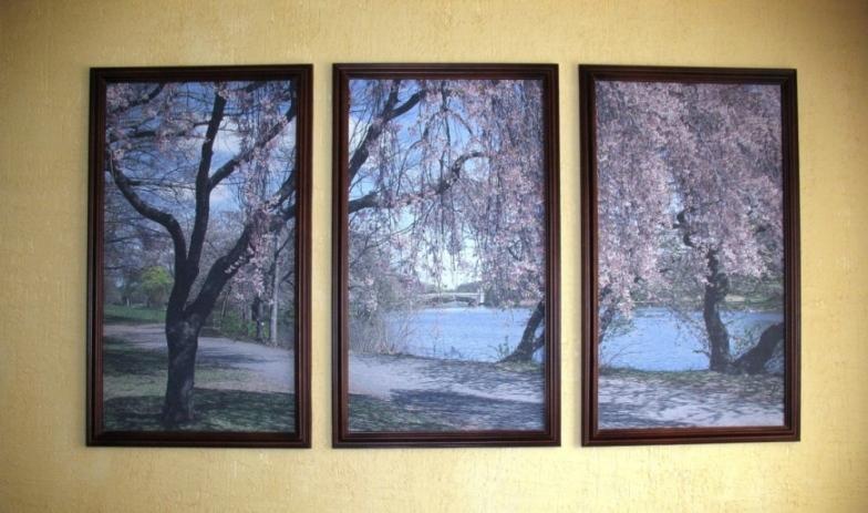 Триптих бисером картины